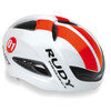 Rudy Project Boost 01 Helmet White-Red Fluo (Shiny)